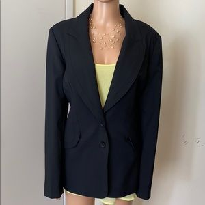 Le chateau black blazer XL